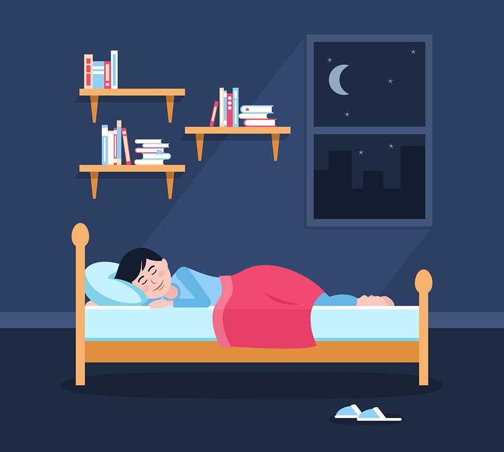 картинки кровать и сон картинкам рамка